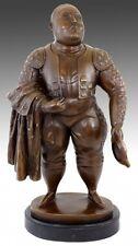 Moderne Kunst Bronzefigur - Torero - Stierkämpfer, sign. Botero