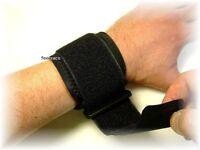 2 Wrist Brace Support Strap Band Universal Strap