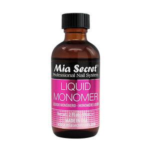 Mia-Secret-Liquid-Monomer-1oz-2oz-4oz-8oz-16-oz-32-oz-CHOOSE-YOUR-SIZE