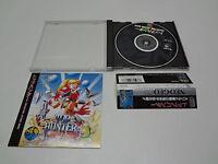 Top Hunter w/spine SNK Neo-Geo CD Japan