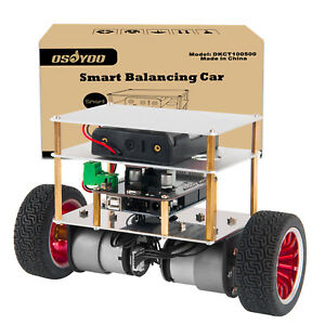 Robot Car Balancing Smart Car Installed Two Wheel Self Kit for Arduino UNO R3