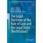 The Legal Doctrines of the Rule of Law and the Legal State by Springer International Publishing AG (Hardback, 2014)