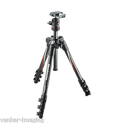 Manfrotto BeFree Carbon Black