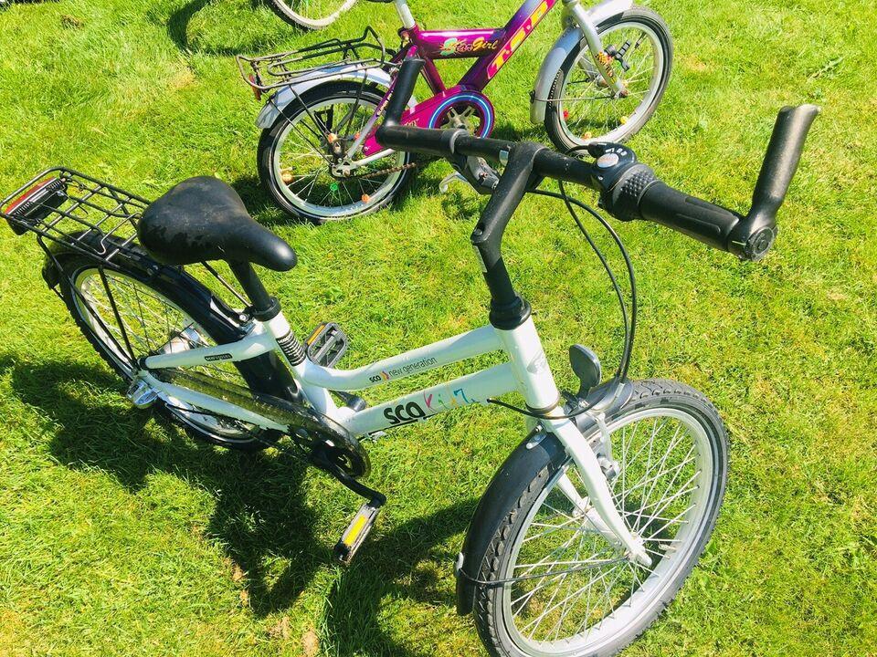 Pigecykel, classic cykel, SCO