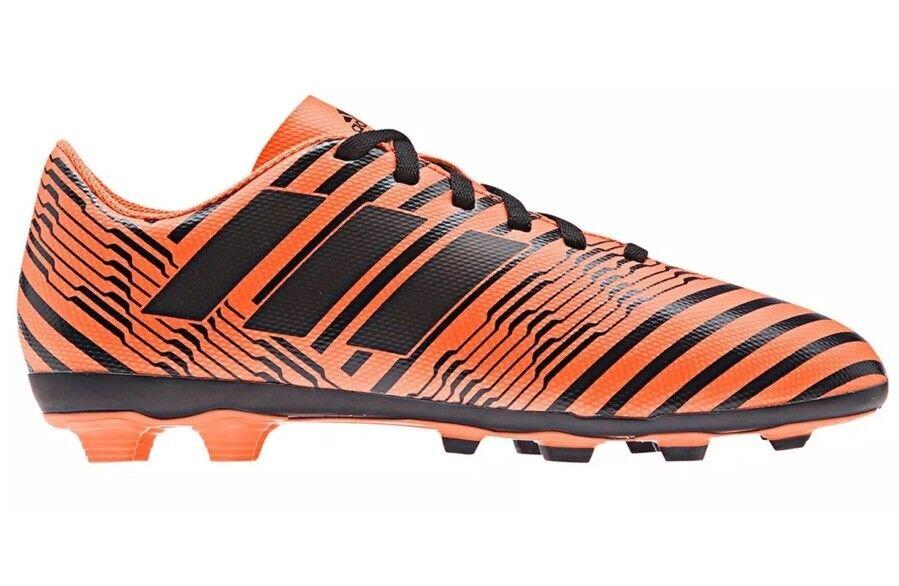 finest selection 43c81 18b24 Adidas Nemeziz 17.4 FXG J Youth Size 5Y Soccer Cleats orange Free S H NEW  nspmbb291-Youth