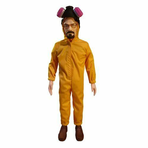 Breaking Bad Walt The Cook Cook Cook Hazmat Suit Version 17 Inch Talking Action Figure 2be0b7