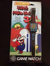 Nintendo Super Mario Bros.3 LCD Game & Watch Uhr * Neu / New *