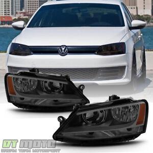 Image Is Loading Smoke 2017 2018 Volkswagen Vw Jetta Headlights Signal