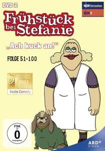 Fruehstueck-bei-Stefanie-034-Ach-kuck-an-034-DVD-2-Folge-51-100-2-DVDs-NEU-OVP