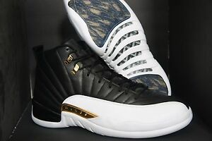 brand new b7879 f0301 Image is loading Air-Jordan-Retro-XII-12-Sz-14-034-