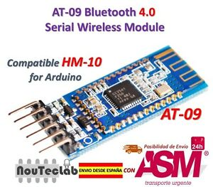 AT-09-Bluetooth-4-0-UART-Modulo-Transceptor-BLE-CC2540-CC2541-HM-10-MLT-BT05