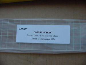New-Linhof-Technorama-617-Camera-Fresnel-Lens-Ground-Glass-Best-quality