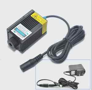 Industrial-405nm-300mw-Focusable-blauen-Laser