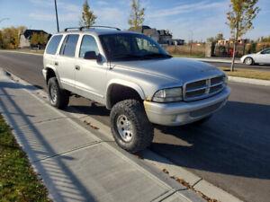 2002 Dodge Durango SLT+