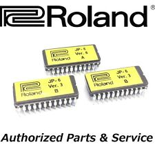 ROLAND JUPITER 6 EPROM KIT- V6 and V3 Brand New 3 PCS