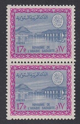 Dam Typ Faisal,409 Paar,postfrisch GroßEr Ausverkauf 1966-76 Saudi-arabien