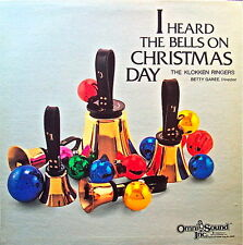 KLOKKEN RINGERS/BETTY GAREE: I HEARD THE BELLS ON CHRISTMAS DAY ST33LP 1981