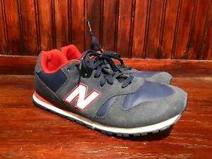 new balance 373 leather hombre