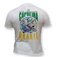 T-shirt Mma Capoeira Luta Brasileira - Brasil Jogo Luta Arte Danca E Vida