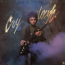 NILS LOFGREN - Cry Tough (LP) (VG/VG-)