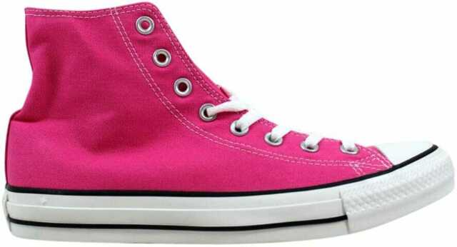 63941a090aba Converse Unisex Chuck Taylor All Star Ox Hi Top SNEAKERS Pink Paper ...
