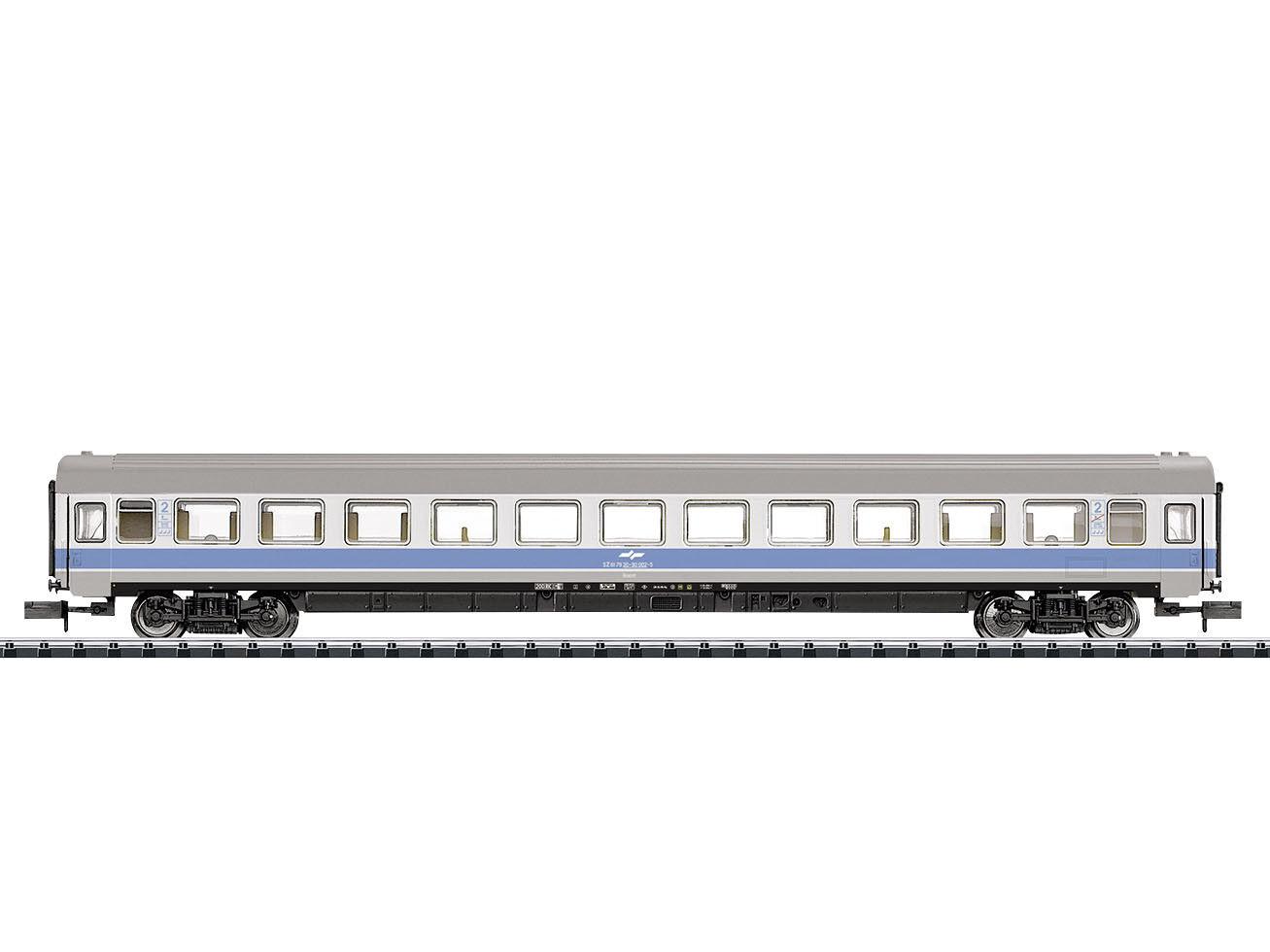 Minitrix 15591-vagoni treno rapido carro Mimara SZ EP. IV-Spur N-NUOVO