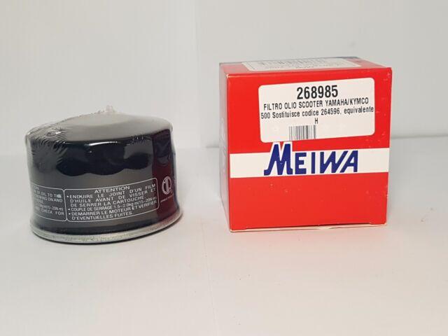 Filtre à Huile Meiwa 268985 Kymco Uxv 500 2008-2012