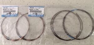 MAZDA-ROTARY-13B-12A-10A-OIL-CONTROL-RING-SPRING-SET-MFR-COMPETITION-OUTERS
