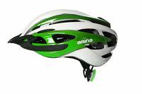 Arina Corse Pro Cycle Helmet - Adult Green- Road Race Mtb Bicycle Cycling