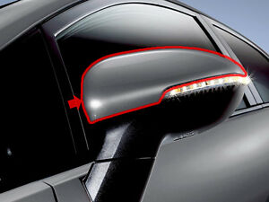 Genuine OEM LED Side Mirror Cover Color Choice LH 1p For 2012-2016 Kia Rio Pride