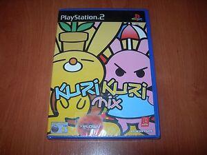 KURI-KURI-MIX-PS2-PAL-ESPANA-PRECINTADO