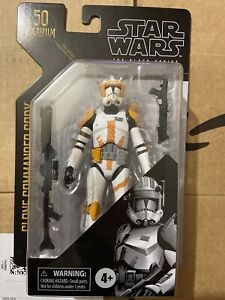 Hasbro Star Wars Black Series Clone Commander Cody Action Figure Archive 2020
