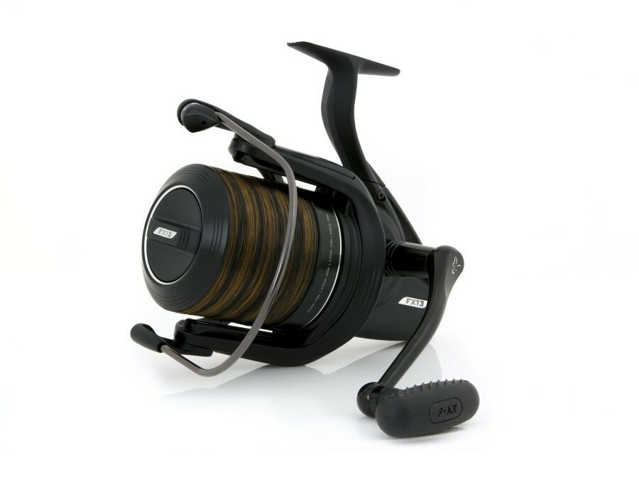 Fox FX Carp Reel   FX9 - FX13   carp reel without free spool system