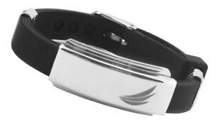 energetix-4you-607-Bionic-Pro-Ion-Kautschuk-Magnetarmband-schwarz-magnetix-TCM