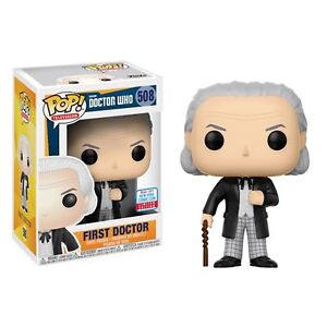 First-Doctor-Who-NYCC-2017-Exclusive-General-Release-Funko-POP-Vinyl-FUN20694