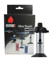 "Newport Zero Gas Butane 5.5"" Cigar/ Kitchen/ Chef Torch Lighter Multi  NBT013"