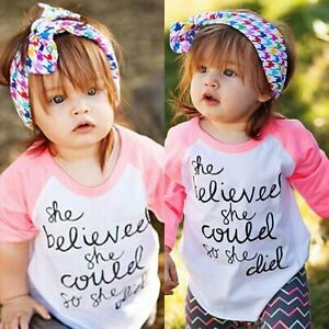 Toddler-Kids-Baby-Girls-Summer-Cotton-Clothes-Long-Sleeve-T-shirt-Tops-Blouse