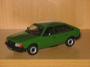 IXO-IST-1-43-MOSKVITCH-2141-ALEKO-1988-Old-Russian-Car-UNIQUE-Rare-model-NEW