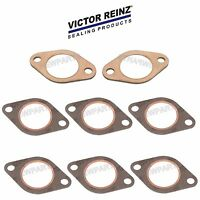 Porsche 911 (65-74) Exhaust Gasket Kit (8 Pcs) Heat Exchanger To Head Muffler