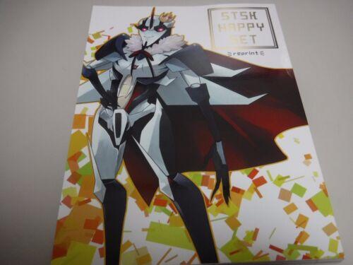 Doujinshi Transformers Starscream main A5 122pages Taishi STSK HAPPY SET