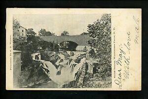 Bridge-postcard-New-York-NY-Wappingers-Stone-Bridge-vintage-PMC-1898