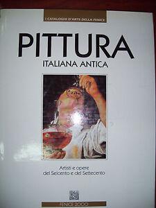 Pittura Italiana Antica Artisti E Opere Del Seicento E Del Settecento Catalogo Ebay