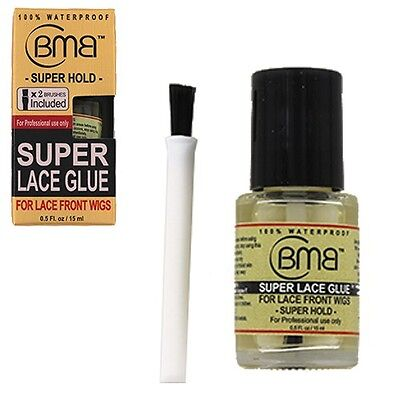 BMB Super Lace Glue Super Hold for Lace Front Wigs 0.5 oz