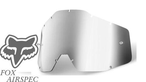 Airspace Motocross Espejo Tintado Recambio Lente de Gafas para Fox Airspec