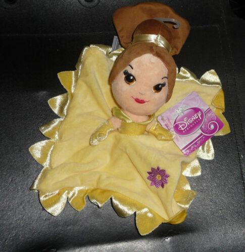 Prinzessin gelb E26   Schmusetuch Disney  Nicotoy  Princess