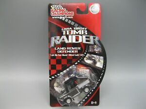 2003 Lara Croft Tomb Raider Land Rover Defender 1 64 Die Cast