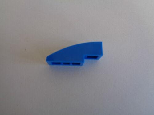 50950 LEGO 2 Briques Arrondies Brick Curved Slop 3x1 choose color