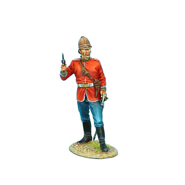 FIRST LEGION Zulu War ZUL001 British 24th Foot Officer