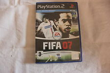 PLAYSTATION 2 FIFA 07