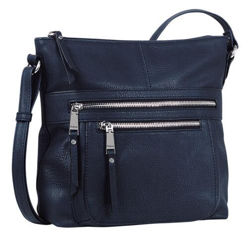 Gabor Tina Crossbag Umhängetasche Tasche Blue Blau Neu